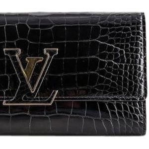 Louis Vuitton Capucines Wallet